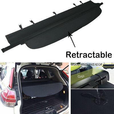 For Nissan Rogue 2014-2019 Retractable Cargo Cover Area Rear Trunk Privacy Shade