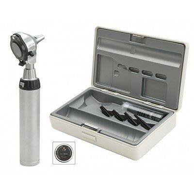 Ernst Heine Beta 400 Led Otoscope Set With Beta 4 Usb Rechargeable Handle