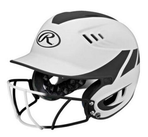 Rawlings Femme velo fastpitch Softball Senior Batteur casque avec Masque R16H2FGS