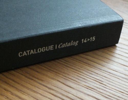 27-S977 Bell /& Ross Uhr Katalog Catalog Prospekt Uhrenkatalog 2014-2015