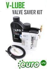 V-LUBE Valve Saver Kit flasf lube ERC JLM Gaslube GPL LPG Autogas 0.5 1/2l fluid