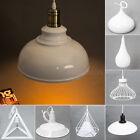 White Modern Metal Pendant Wire Ceiling Lamp Chandelier Light Lighting Fixture