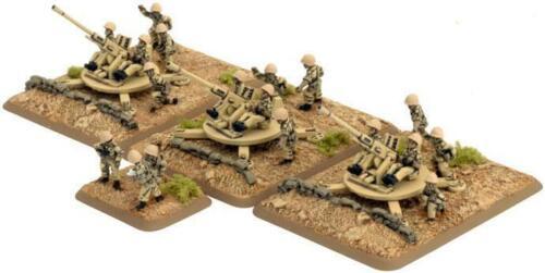 Battlefront FoW Arab-Israeli  61-K Gun 37mm Pack New