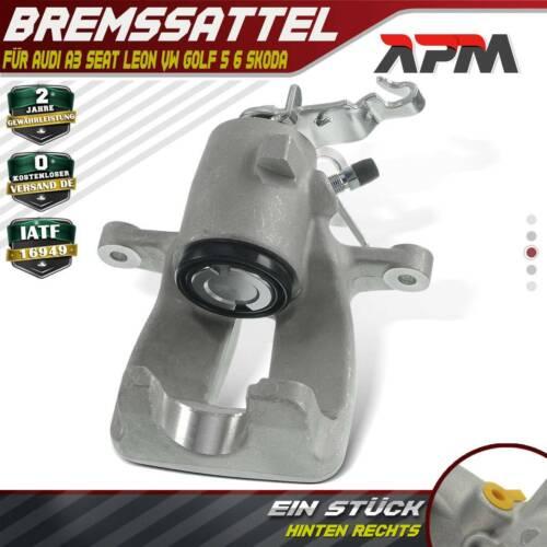 Bremssattel hinten rechts für Seat Altea 5P1 5P5 5P8 Leon 1P1 Toledo III 5P2