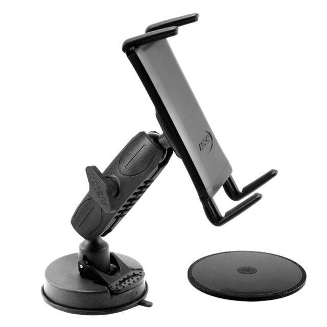 RM60802T: Arkon Slim-Grip Ultra Windshield Mount for iPhone 7 7 Galaxy 7 8 Tab
