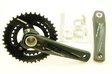 FSA Afterburner 386 bb30 doppio chainwheel MTB pedaliera in 40/28 175mm 10 velocità NUOVO