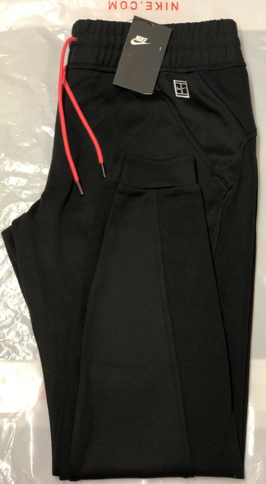 NIKE COURT Womens TENNIS PANTS TROUSERS BRAND NEW WITH TAGS LARGE