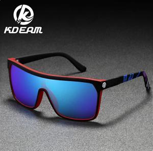 KDEAM-Men-Women-Large-Frame-Polarized-Sunglasses-Outdoor-Riding-Glasses-New