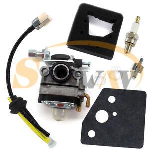 Carburateur-Filtre-a-Air-Tuyau-d-039-essence-pour-Honda-GX22-GX31-FG10016100-Z0H-053