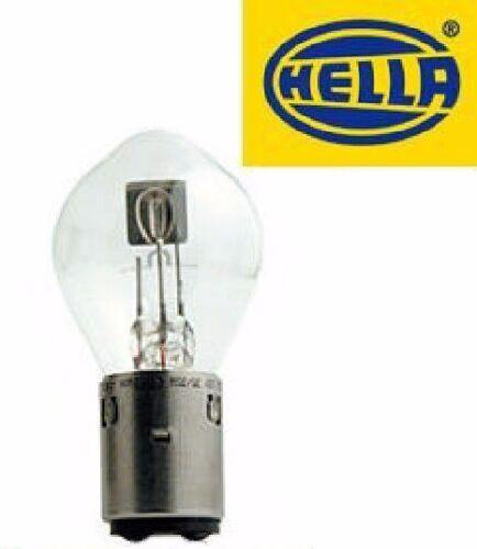 2X Ampoule S2 Ba20D 12 V 35//35W Moteur Vélo Phare origine Hella Hb395