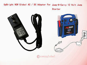 Jump N Carry Jnc660 >> Details About Ac Dc Adapter For Jump N Carry 12 Volt 1700 Starter Jnc 660 Kkc 660 Soljnc660 Bf