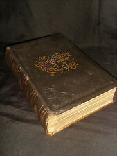 The Great Controversy Between Christ And Satan by Mrs. E.G. White 1888 Rev & Enl
