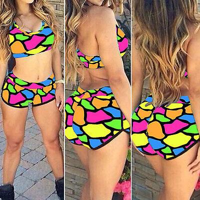 Sexy Women Push up Bra Bandage Bikini Set Swimsuit Swimwear Bathing Suit Beach