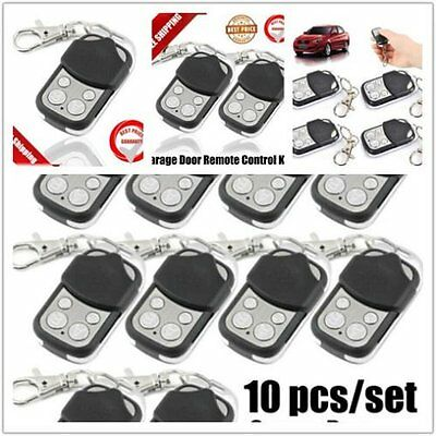 LOT Universal Garage Door Remote Control Key Fob 433mhz Gate security 433MHz FE