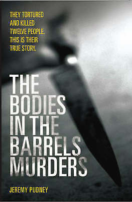 1 of 1 - The Bodies in Barrels Murders by Jeremy Pudney .VGC   mnf784