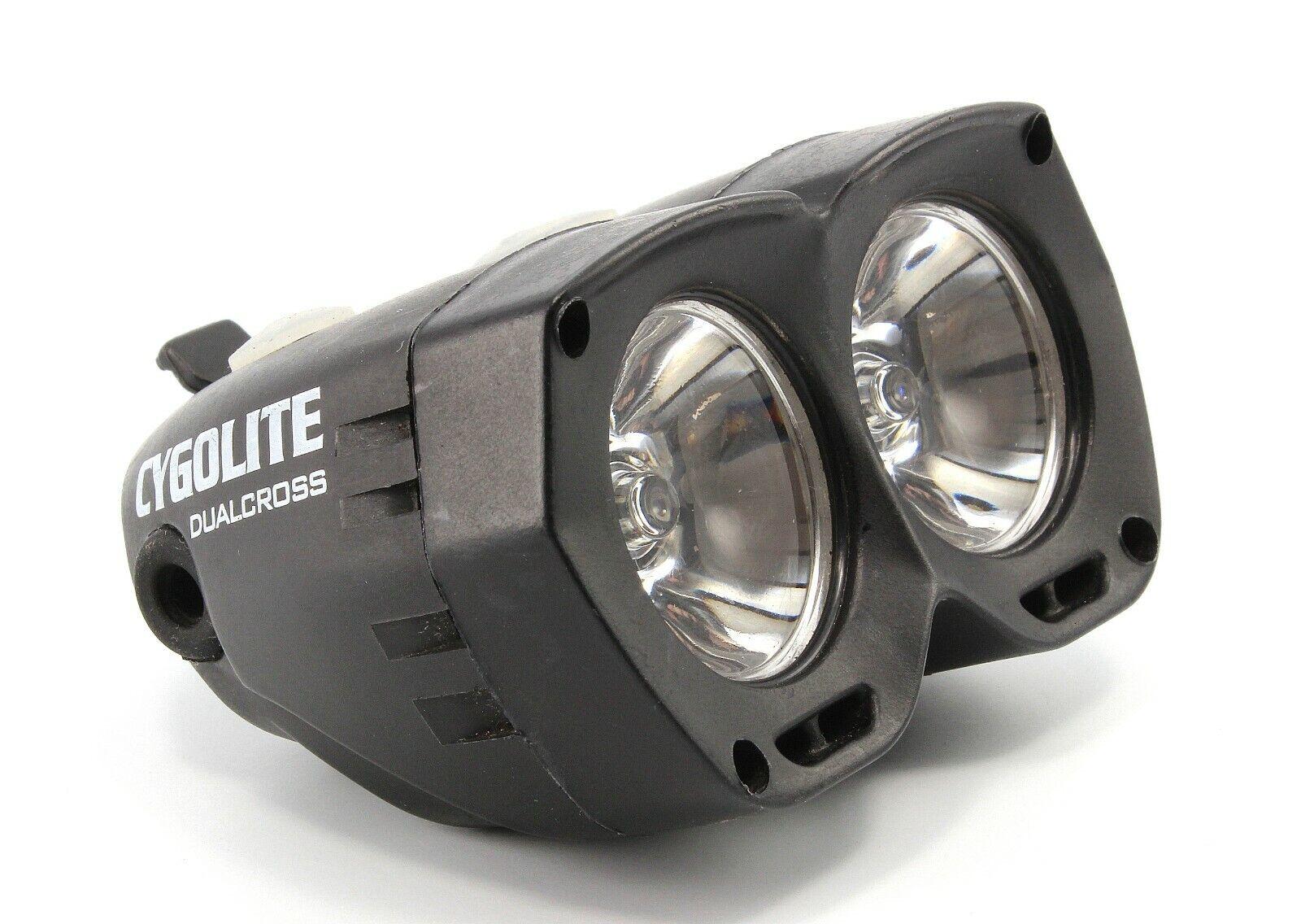 Cygolite Doble Cruz 200 LED Luz Bicicleta sólo