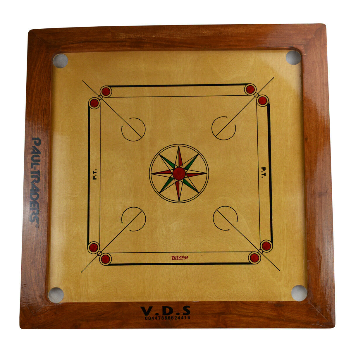 Carrom Board Game Set - Made in India - Great for Family Fun