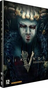 VIKINGS SAISON 5 INTEGRALE DVD  NEUF SOUS CELLOPHANE