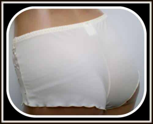 Beautiful Ivory boxer Raised Floral Embroidery need 2 b seen 2 b Appreciated