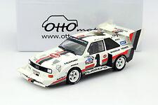Audi Quattro S1 #1 Winner Pikes Peak 1987 Röhrl 1:18 OttOmobile