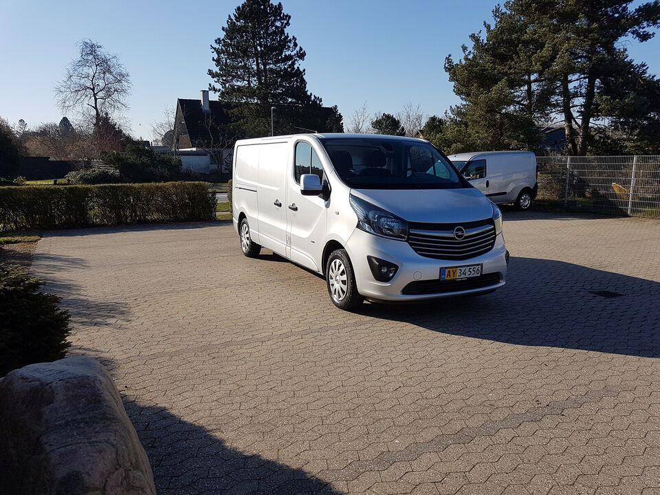 Opel, Vivaro, 1,6 CDTi 120 Sportive L2H1