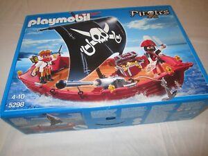 pkaymobil-nr-5298-piraten-schip-nieuw-neu-soldaten-boot-3112-3940-3859