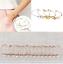 Personalized-Initial-Knot-Bracelet-Monogram-Bracelet-Bridesmaid-Letter-Bracelet thumbnail 9