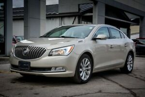 2014 Buick La Crosse LEATHER, POWER GROUP, BLUETOOTH LEATHER, POWER GRO