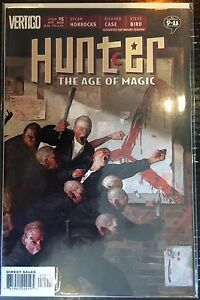 Hunter-Age-of-Magic-15-VF-1st-Print-Vertigo-Comics