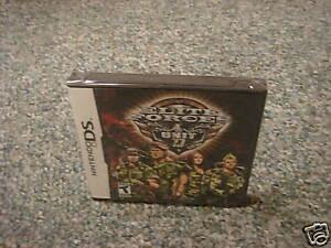 Elite-Forces-Unit-77-Nintendo-DS-NEW