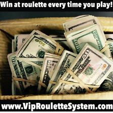 NEVER LOSE AT ROULETTE EVER AGAIN! WORLDS BEST ROULETTE SYSTEM! WIN AT ROULETTE!