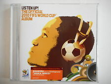 LISTEN UP ! : THE OFFICIAL 2010 FIFA WORLD CUP ALBUM [CD ALBUM] --  PORT GRATUIT