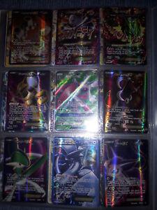 10-deutsche-Pokemon-Karten-Repack-1-Rare-Holo-Rare-EX-oder-GX-Karte-Garantiert