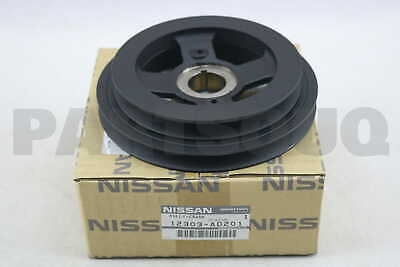 1230300Q1D Genuine Nissan PULLEY-CRANKSHAFT 12303-00Q1D
