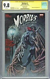 Morbius-1-CGC-9-8-SS-Kyle-Hotz-Variant-Cover-Edition-Signed-Vita-Ayala-LGY-42