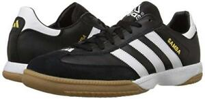 Adidas Performance Men s Samba 3 Stripes Millennium Indoor Soccer ... 537460e13