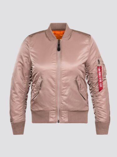Alpha Industries Women/'s MA-1 Flight Jacket  WJM44500C1