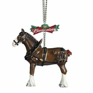Budweiser-Clydesdale-Horse-Christmas-Tree-Ornament