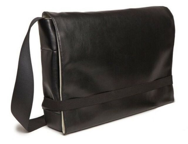 Moleskine ET11MSA Messenger Bag Classic Black for sale online  7cac4512cc5cd