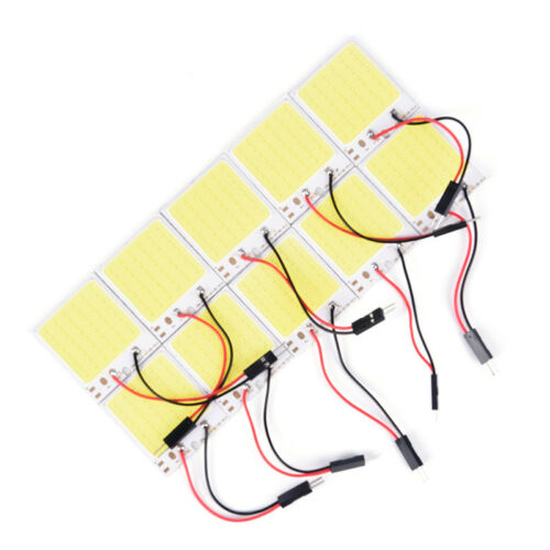 48 Smd Led Cob T10 4W 12V Licht-Auto-Innenverkleidung Beleuchtung Dome-Lampe BC