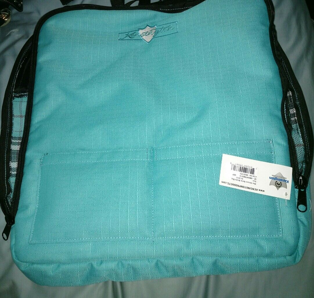 Kensington Deluxe Halter & bridle Bag-verde - 2013