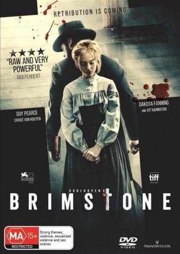1 of 1 - Brimstone DVD Region 4 PAL (2017)
