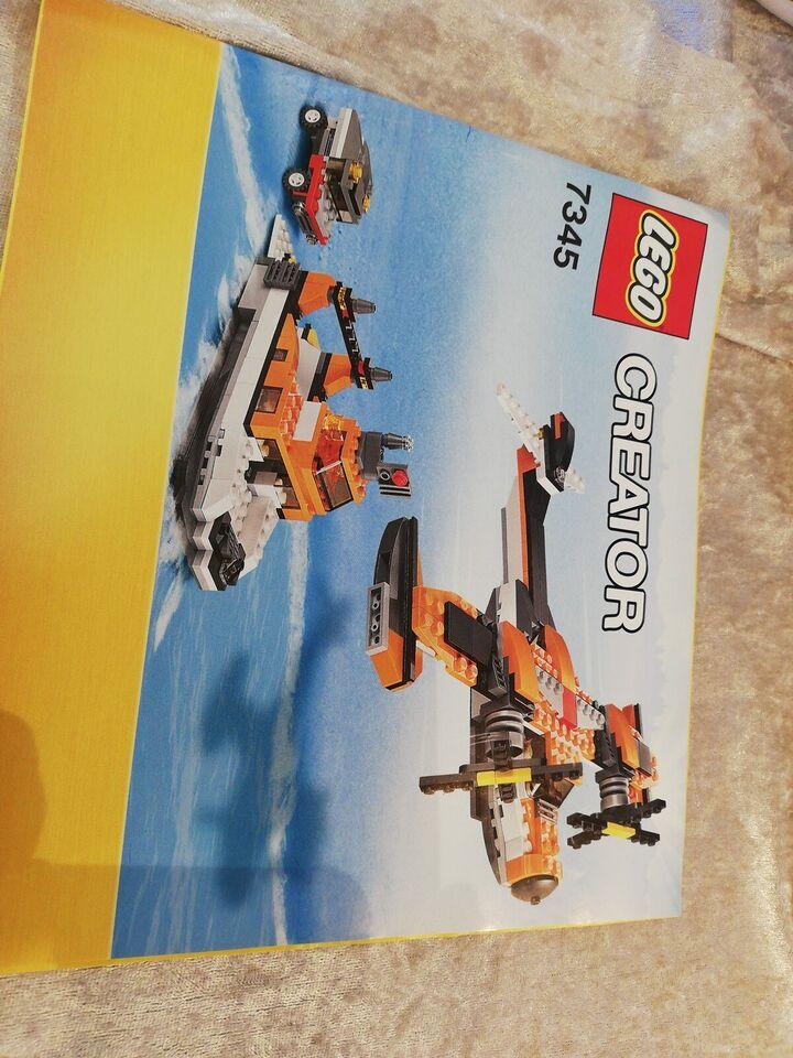 Lego Creator, 7345