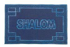 Judaica Jewish Shalom Doormats Welcome Door Mat Unique Wedding Gift Tradition