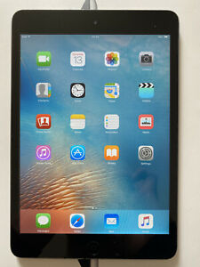Apple iPad Mini 1st Gen. 16 Go, Wi-Fi, 7.9 in (environ 20.07 cm) - gris sidéral.