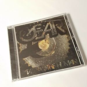 NEW Gear State Of The Human CD Detroit Rock Metal Private Press Flint 2015 RARE!