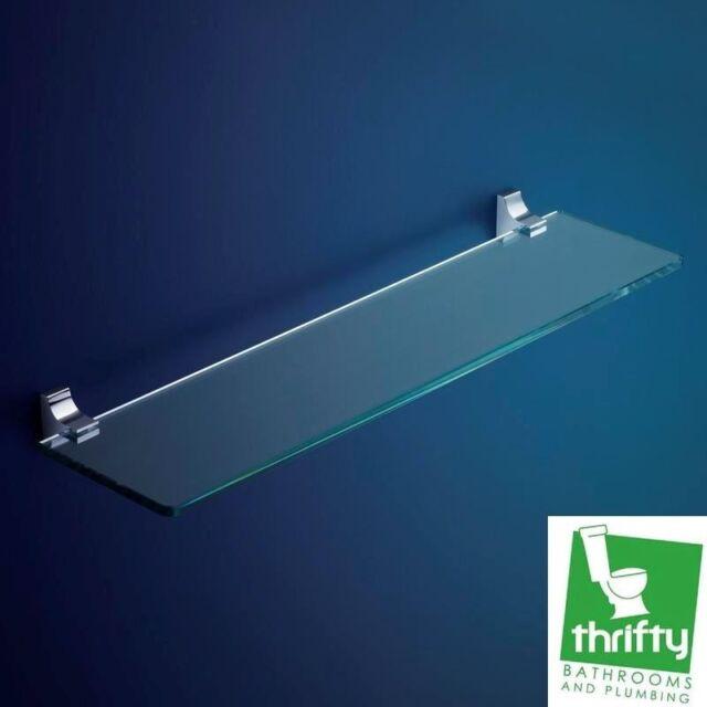 Fantastic Dorf Jovian Bathroom Glass Shelf Chrome 500Mm Download Free Architecture Designs Scobabritishbridgeorg
