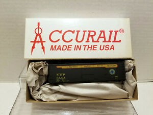 Accurail-HO-Rolling-Stock-Freight-Cars-Various-Used-VGC-Your-Choice