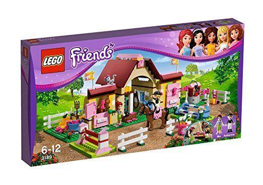 Lego Friends 3189 Heartlake Stables BRAND NEW SEALED RETIRED SET