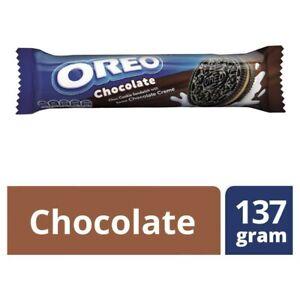 Oreo Creme Biscuits Chocolate 137g